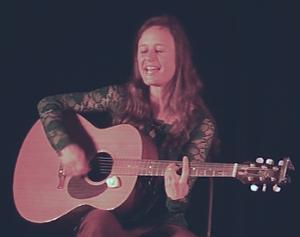 Christelle-chant